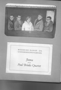 Jonna & Poul Brinck's Kvartet