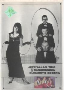 Elisabeth Edberg & Jeff Allan Trio