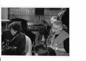 Jazz på Bent J med Lee Konitz